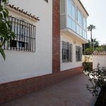 Villa in the centre of Almuñécar with a guest apartment.