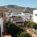 Casa en el casco antiguo de Almuñecar con apartamento independiente y maravillosa terraza con vistas.