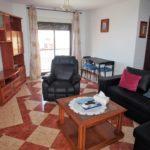 Apartamento en el casco antiguo de Almuñecar con 3 dormitorios y vistas al mar.
