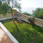 Hus på Cerro Gordos naturliga plats, Cantarrijan.